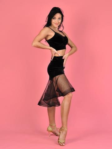 Стильная юбка для танцев