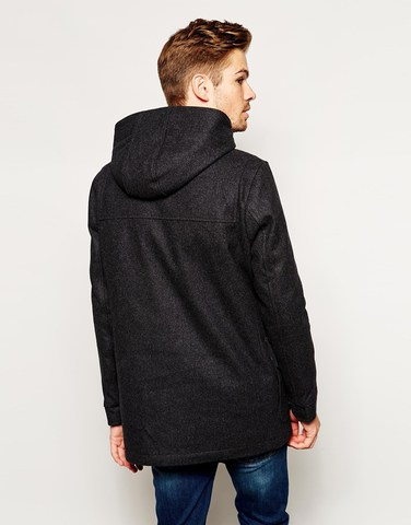 River Island Wool Duffle Jacket