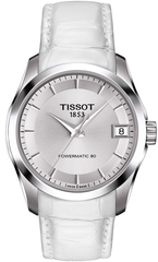 Женские часы Tissot Couturier Automatic T035.207.16.031.00