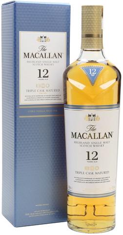 Виски Macallan,