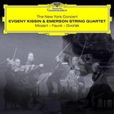 Evgeny Kissin & Emerson String Quartet / The New York Concert: Mozart - Faure - Dvorak (2LP)