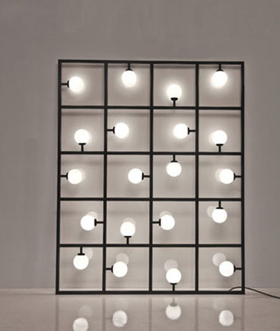 Squares Floor lamp  by Atelier Areti