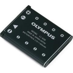 Аккумулятор для Olympus FE-4000 Li-40B (Батарея для фотоаппарата Olympus)