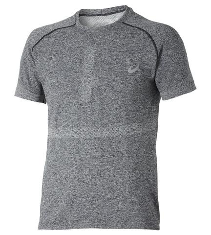 Спортивная футболка Asics Seamless Top мужская серая