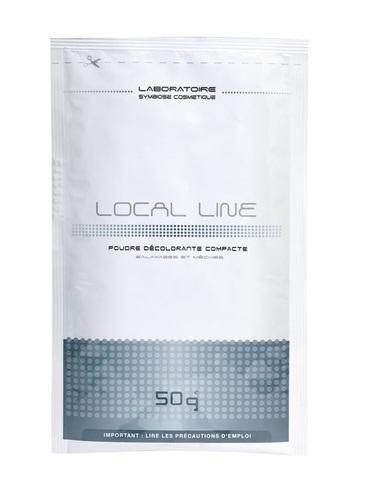 Kares Local Line - Порошок для обесцвечивания волос