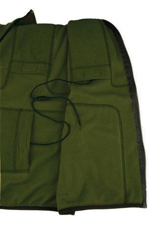 Женский флисовый жилет с подогревом RedLaika RL-05