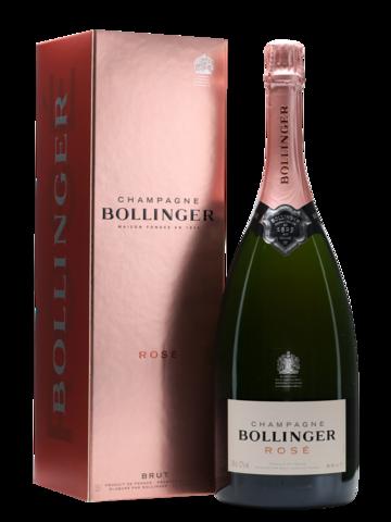 Bollinger Rose Brut в подарочной упаковке