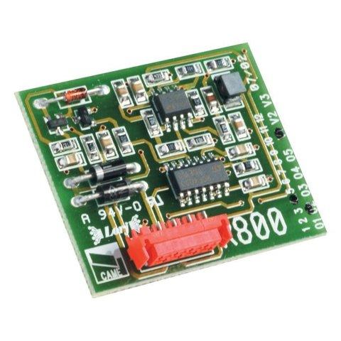 R800 - Плата декодирования и управления для проводных кодонаборных клавиатур Came