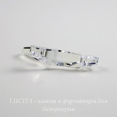 6791 Подвеска Сваровски Коралл Crystal Moonlight (25 мм) ()