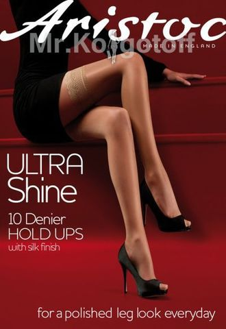 Чулки Aristoc Ultra Shine Hold Ups 10 (AKW9)