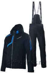 Утеплённый прогулочный лыжный костюм Nordski Premium Active мужской