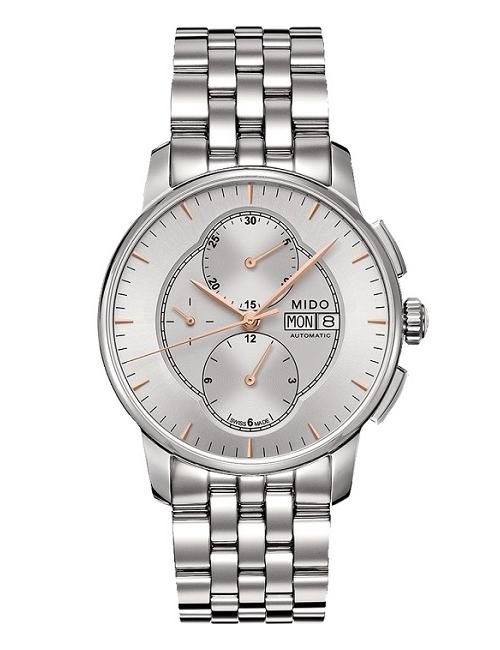 Часы мужские Mido M8607.4.10.1 Baroncelli Chronogaph