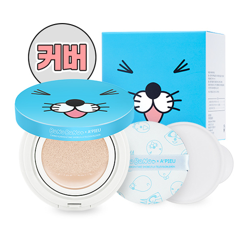 APIEU Кушон для макияжа набор A'PIEU Airfit Cushion Set