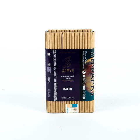 Табак Satyr Mastic (Мастика) 100 г