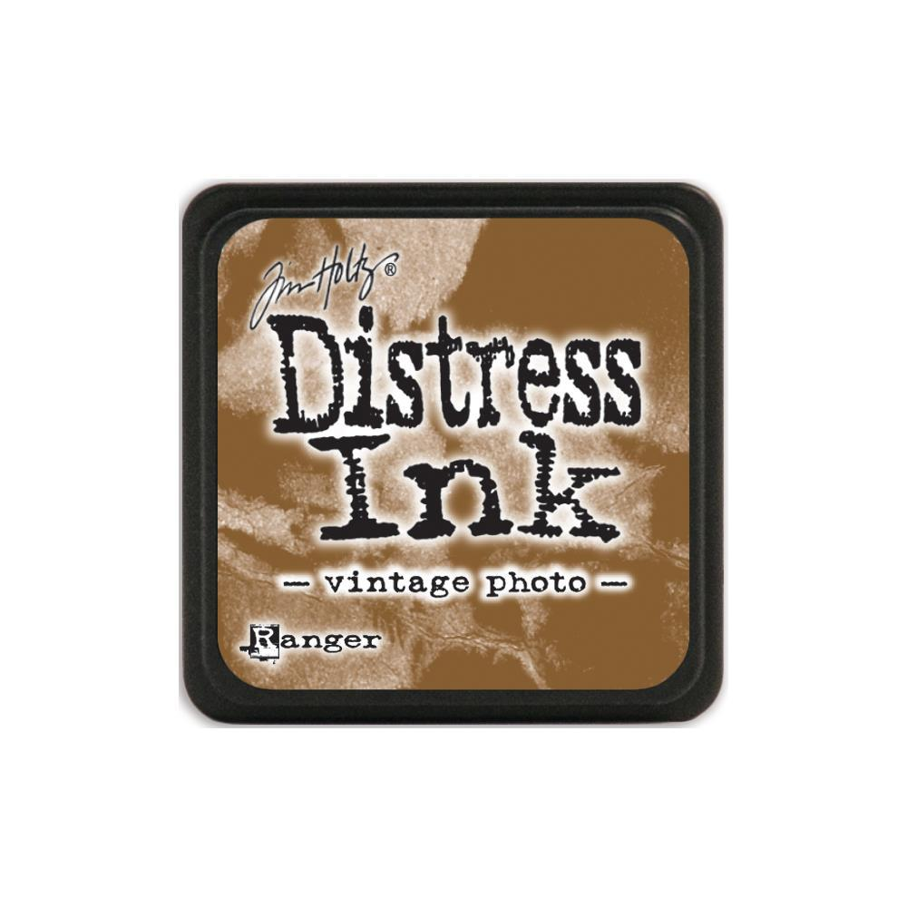Подушечка Distress Ink Ranger - Vintage Photo