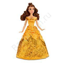 Кукла Белль (Belle) Красавица и чудовище Перевыпуск 2015 г. - Beauty and the Beast, Disney