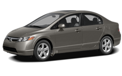 HONDA Civic VIII (SD) 2006-2012