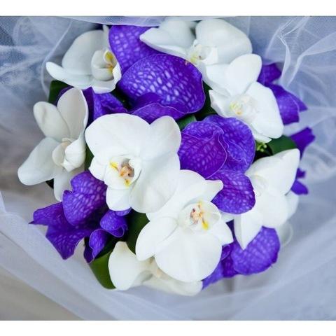 Свадебный букет #471