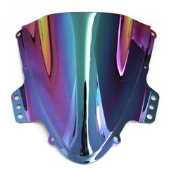 Ветровое стекло для мотоцикла Suzuki GSX-R1000 05-06 DoubleBubble Иридий