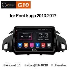 Штатная магнитола на Android 8.1 для Ford Kuga Ownice G10 S9203E
