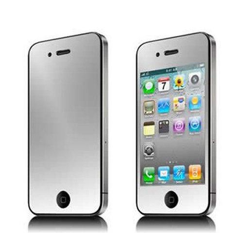Зеркальная пленка для iPhone 4/4S/5/5C/5S
