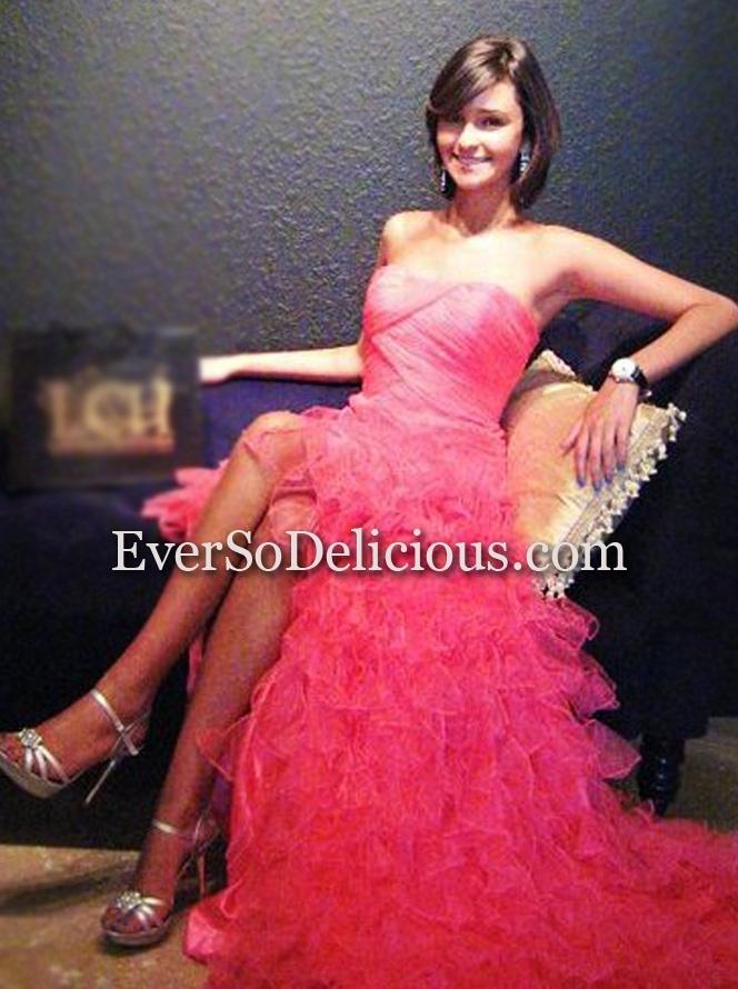 Светлана в платье Jovani 7333