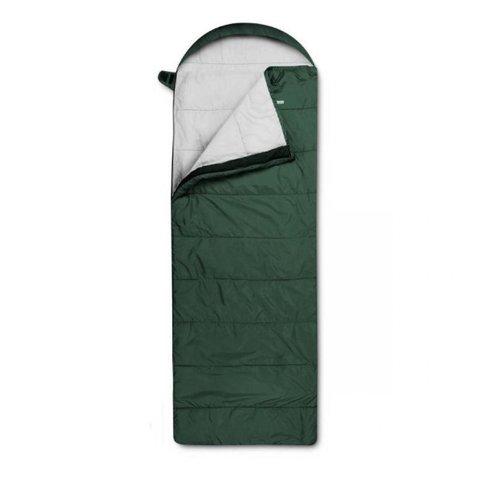 Спальный мешок Trimm Comfort VIPER, 195 R (синий, зеленый)