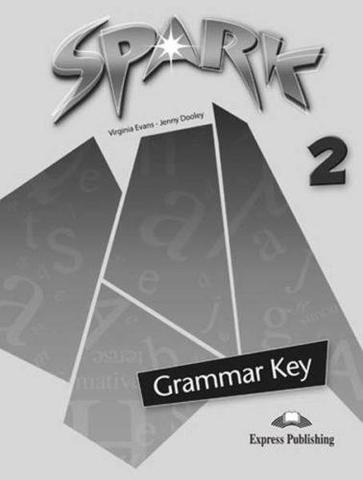 spark 2 grammar book key
