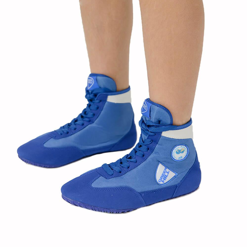 Обувь Обувь для борьбы Green Hill 485.jpg