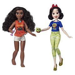 Набор кукол Моана и Белоснежка - Ральф против Интернета, Disney