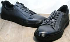 Кеды сникерсы мужские Komcero 9K9154-734 Black-Grey