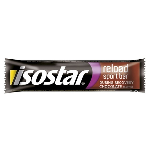 Энергетический батончик Isostar After Sport Recovery Шоколад