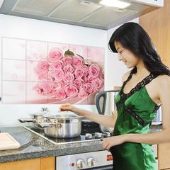 Наклейка на плитку или стену на кухне Kitchen Sheet