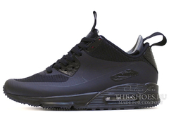 Кроссовки Мужские Nike Air Max 90 ES SneakerBoot Triple Black