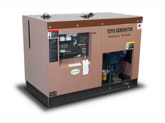 Дизельный генератор TOYO TKV-20TPC