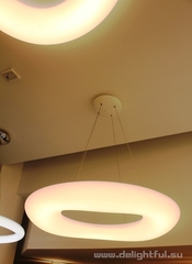 Светодиодная люстра 22-54  ( by Elite LED light )