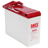Аккумулятор MNB MR55-12FT ( 12V 55Ah / 12В 55Ач ) - фотография