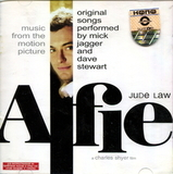 Mick Jagger, Dave Stewart ‎/ Alfie - Music From The Motion Picture (RU)(CD)