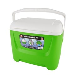 Изотермический пластиковый контейнер Igloo Island Breeze 28 QT green