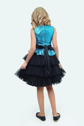Платье детское + болеро (артикул 2Н114-3)
