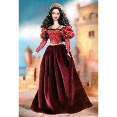 Коллекционная Кукла Барби Принцесса Португальской Империи -  Princess of the Portuguese Empire, Mattel