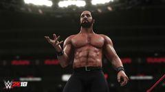 Nintendo Switch WWE 2K18 (английская версия)