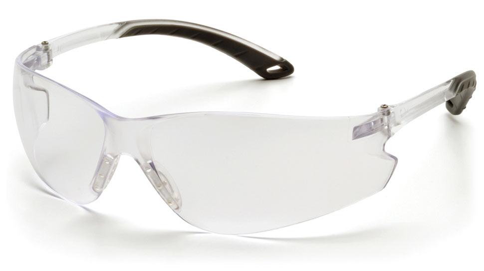 Очки баллистические стрелковые Pyramex iTEK S5810S прозрачные 96%