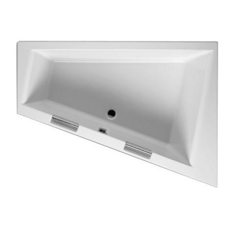 Акриловая ванна Riho DOPPIO 180х130 L