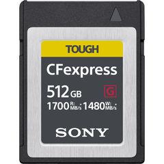 Карта памяти Sony Cfexpress B спец. 512GB TOUGH 1700/1480MB/s