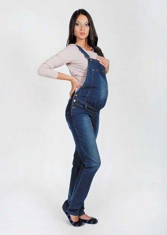 Комбинезон джинсовый утепленный 511-L4