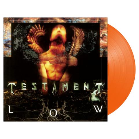 Testament / Low (Coloured Vinyl)(LP)