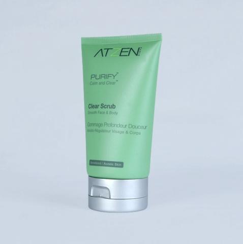 *Очищающий скраб с бакухиолом для комбинированной кожи (ATZEN/90мл/A30003)