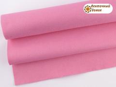 Фетр Испания натуральный розовый