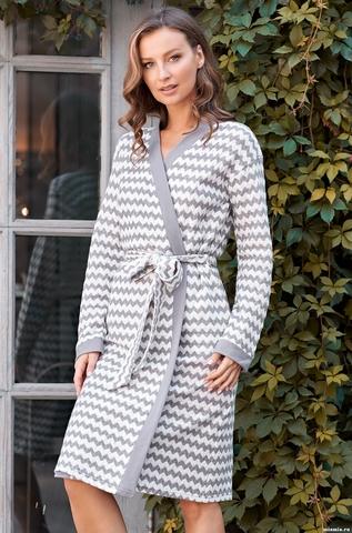 Трикотажный халат Mia Mella 1273